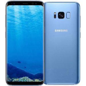 SMARTPHONE Samsung GALAXY S8 Plus Dual Sim 64Go Bleu