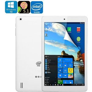 TABLETTE TACTILE Tablette Windows 10 IPS 8 Pouces Quad Core X64 2GB