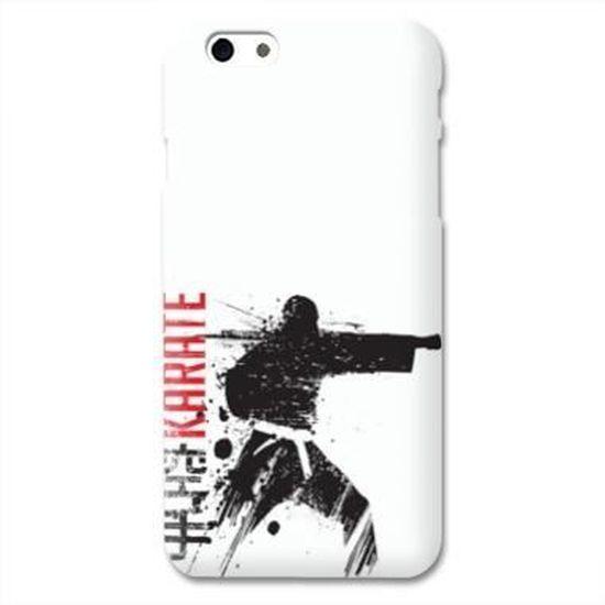 Coque Iphone 6 Sport Combat - - Karate Blanc