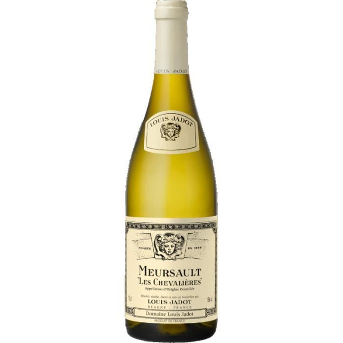 Maison Louis Jadot - Meursault - Les Chevalières - Vin Blanc - 2017 - 75cl