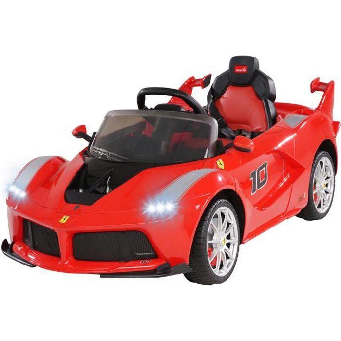 Ferrari La Ferrari Rouge - Voiture Électrique Enfant 12V - Véhicule Jouet