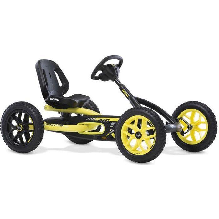 BERG Kart à pédales Buddy Cross