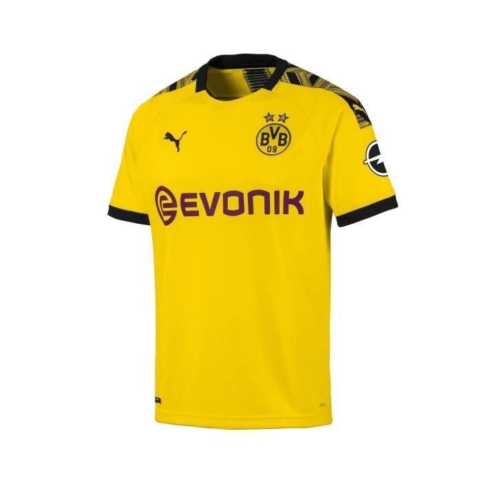 Maillot Dortmund Domicile 2019/20 100 % Polyester