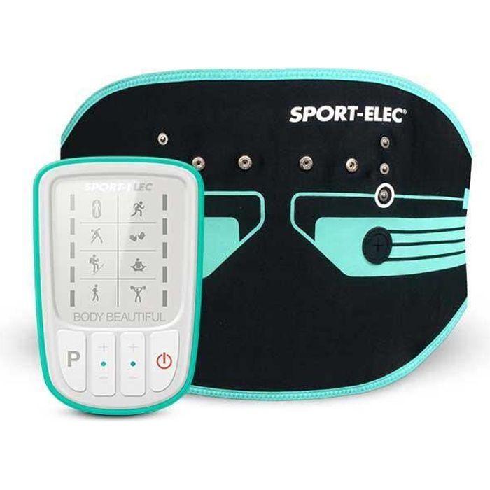 Sport Elec Ceinture Abdominale d' Electrostimulation Maxibelt Electro-Stimulateur Musculaire