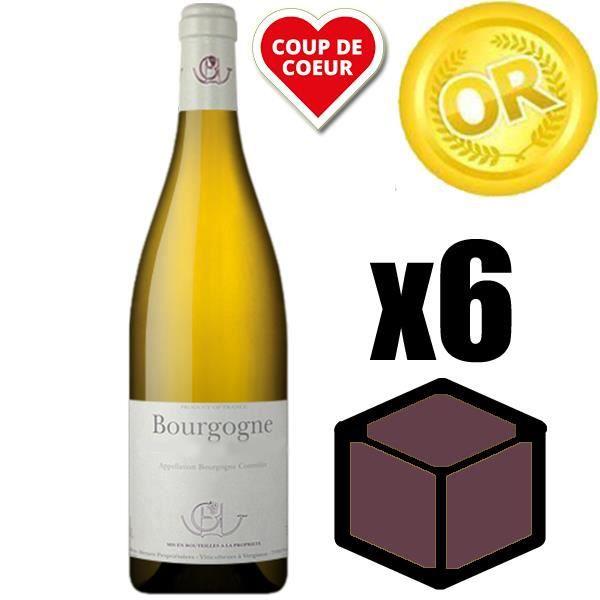 VIN BLANC X6 Guffens Heynen, Dernier Jus 2007 75 cl AOC Bour