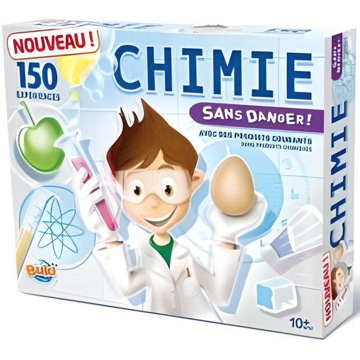 EXPÉRIENCE SCIENTIFIQUE Buki - 8360 - Science et Nature - Chimie Sans Dang