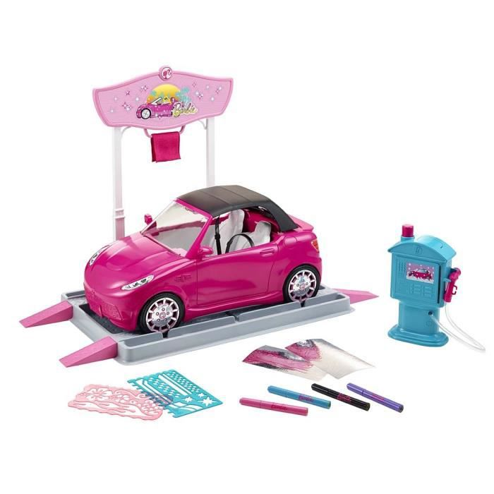 voiture pour barbie achat vente pas cher. Black Bedroom Furniture Sets. Home Design Ideas