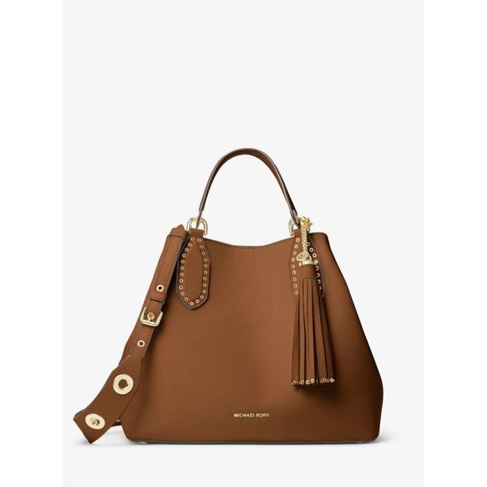 Michael Kors - BROOKLYN - sac femme porté main et bandoulière ...