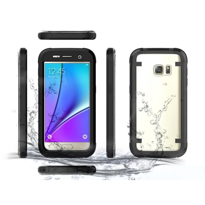 coque pour samsung galaxy s7 moonmini tanche antichoc antipoussi re anti neige coque de. Black Bedroom Furniture Sets. Home Design Ideas