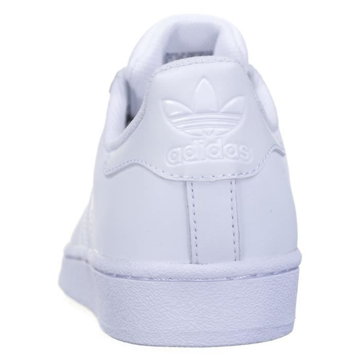 adidas superstar foundation blanche femme