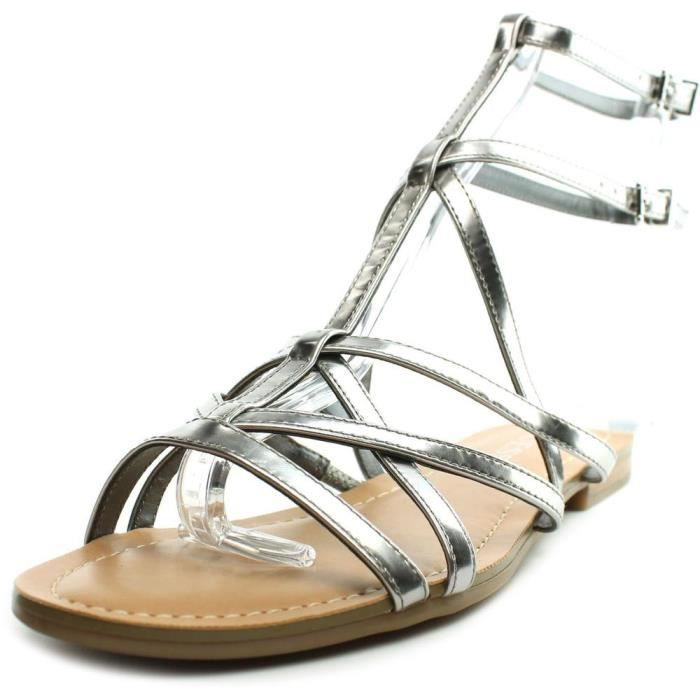 Guess Mannie Synthétique Sandales Gladiateur