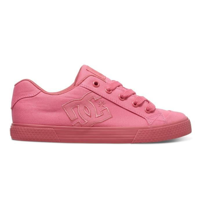 f0383f513e7 CHAUSSURES DC SHOES CHELSEA TX ROSE Rose ROSE - Achat   Vente ...