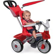 TRICYCLE FEBER - Tricycle Baby Trike Easy Evolution - Rouge