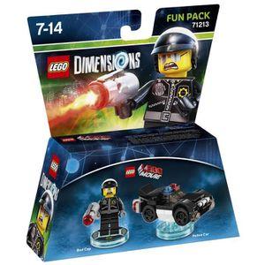 FIGURINE DE JEU Figurine LEGO Dimensions - Mauvais Flic - La Grand