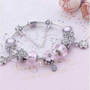 Bracelet style pandora rose