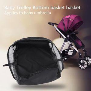 FILET POUSSETTE BOYOU Panier de poussette bébé, solide durable béb