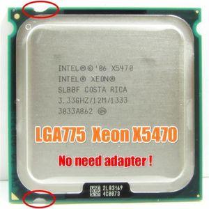 PROCESSEUR Intel  Quad Core  PROCESSEUR - Xeon X5470 - 3.33GH