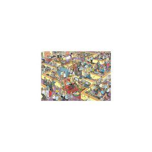 PUZZLE Puzzle 1000 Pieces - Jan Van Haasteren : Le Bureau
