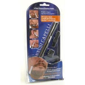 KIT RASAGE rasoir stylo ideal  barbe sourcil patte etc neuf