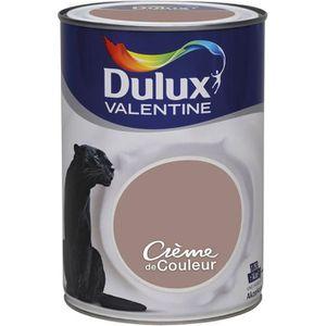PEINTURE - VERNIS Peinture crème de couleur - 1.25 L - taupe