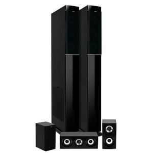 ensemble enceintes home cinema achat vente ensemble. Black Bedroom Furniture Sets. Home Design Ideas