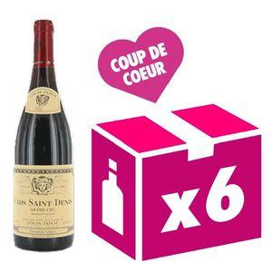 VIN ROUGE Clos Saint Denis Grand Cru vin rouge 6x75cl Louis