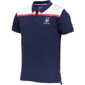 MAILLOT DE FOOTBALL Polo FFF - Collection officielle Equipe de France
