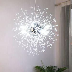 LUSTRE ET SUSPENSION NEUFU Lustre Pissenlit Moderne Acrylique Lumière B