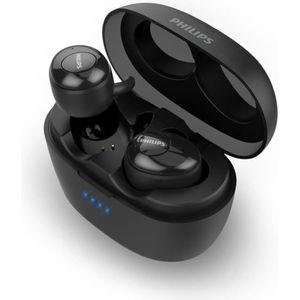 CASQUE - ÉCOUTEURS PHILIPS SHB2505BK Écouteurs intraauriculaires sans