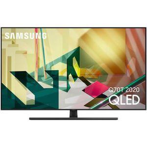 Téléviseur LED Samsung QE55Q70T - Téléviseur QLED 4K de 138 cm