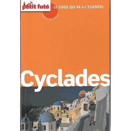 GUIDES MONDE Cyclades
