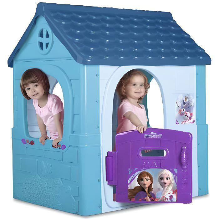 Maison pour enfant Fantaisie - La Reine des neiges 2 - FEBER