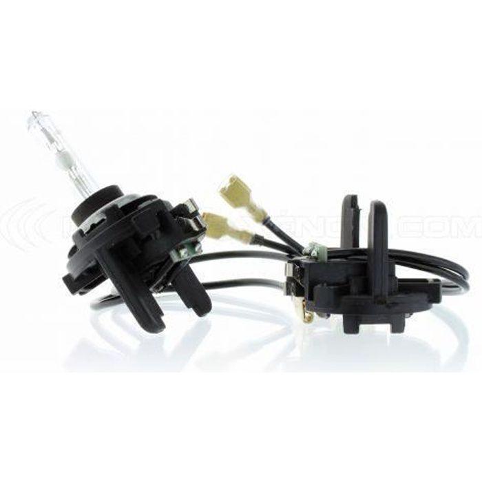 2 Adaptateurs cablés Porte Ampoules GOLF 6 & 7 / Scirocco / TOURAN
