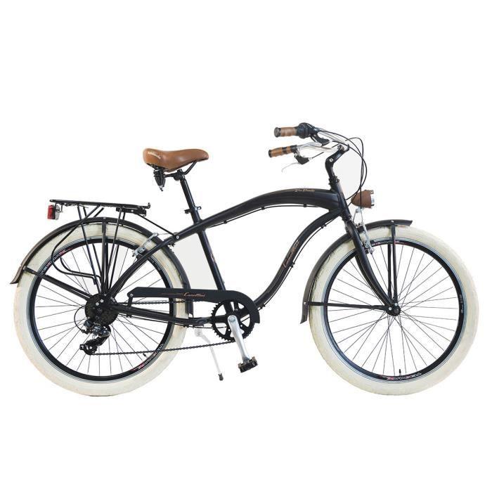 Via Veneto by Canellini Cruiser vélo Homme Alluminium