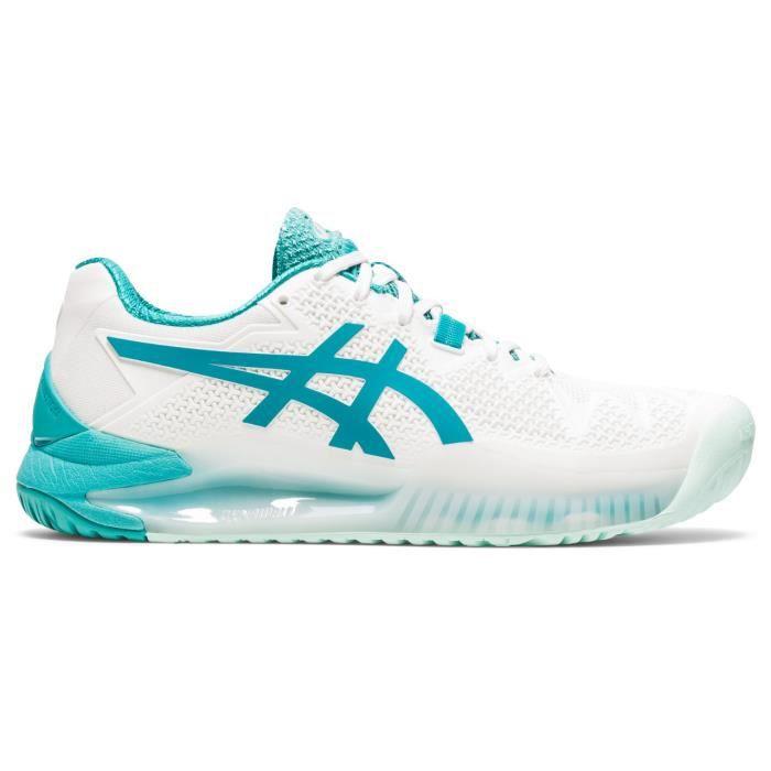 Chaussures de tennis femme Asics Gel-Resolution 8