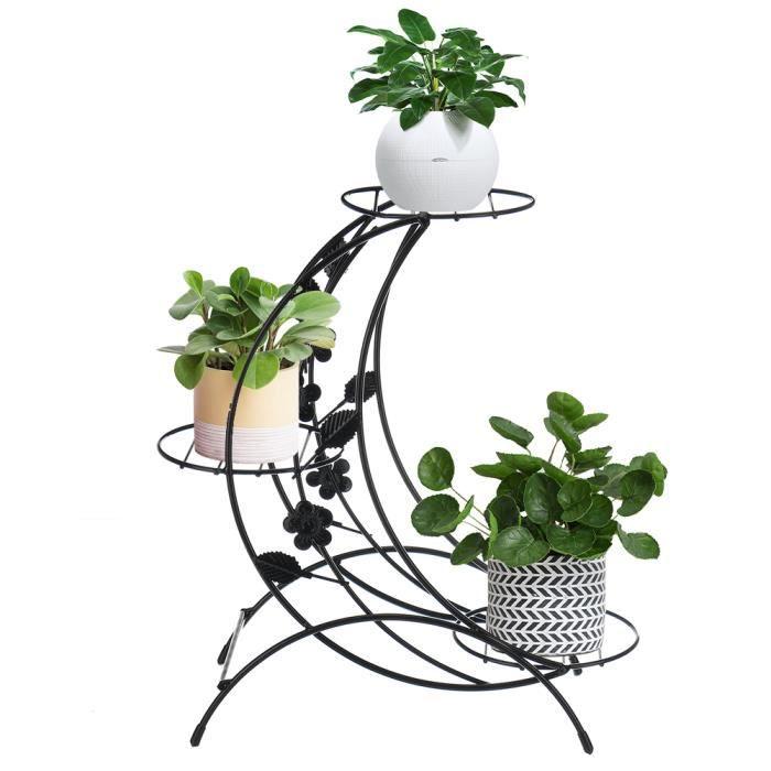 Porte-plante Creative Iron Art - Support de fleurs