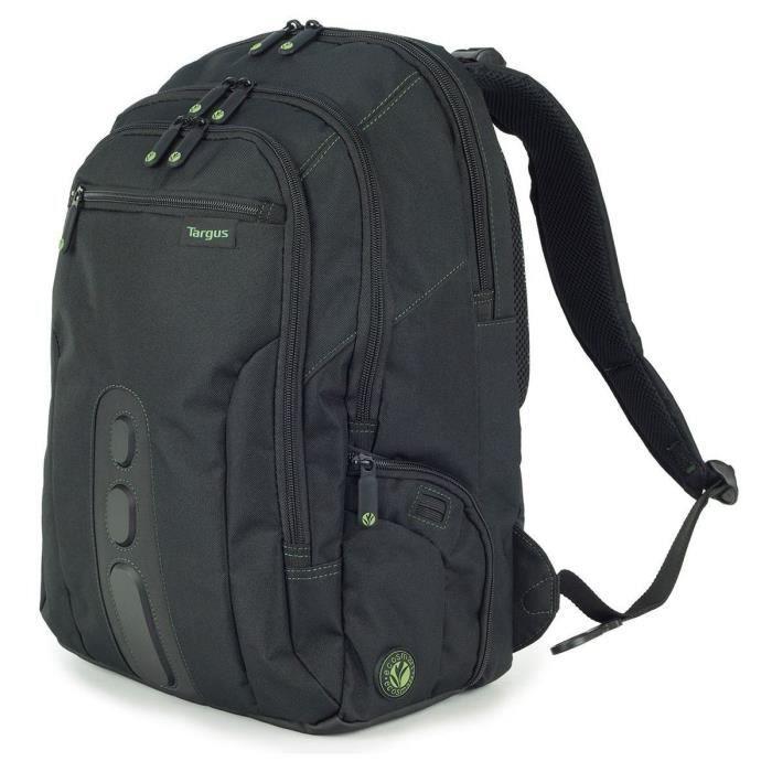 Targus EcoSpruce 15.6- Backpack black