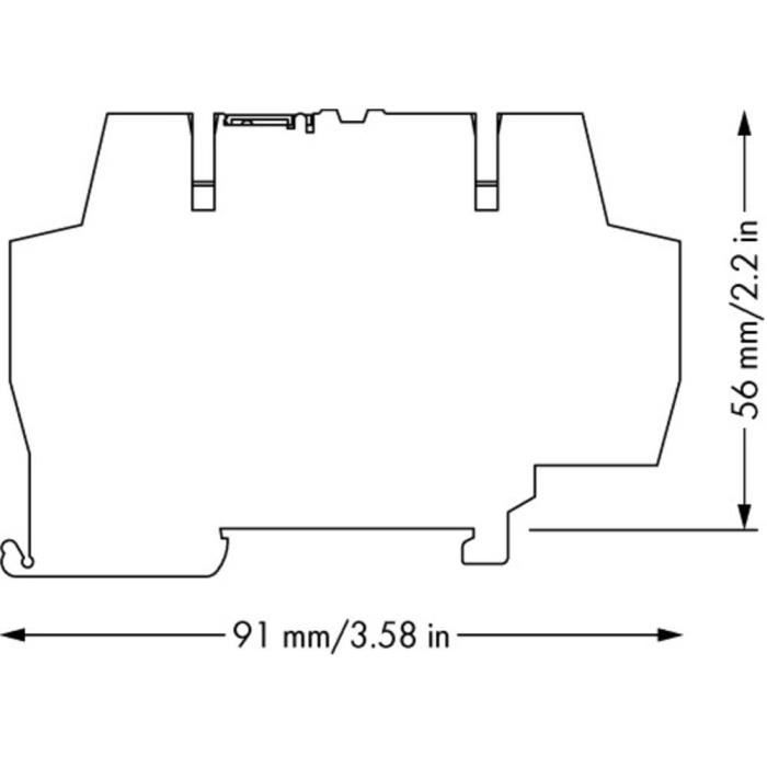 Borne avec optocoupleur Conditionnement: 1 pc(s) WAGO 859-796