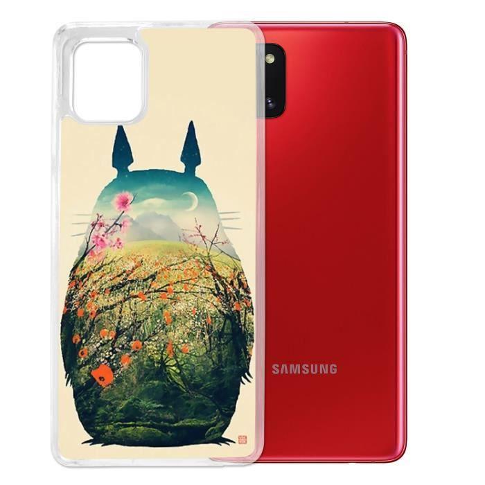 Coque Samsung Galaxy Note 10 Lite - Totoro Champ