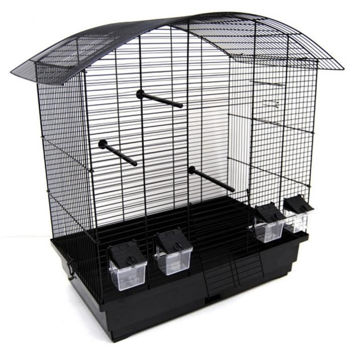 cage des oiseaux perruche ondul e canaries exotiqu achat vente voli re cage oiseau cage. Black Bedroom Furniture Sets. Home Design Ideas
