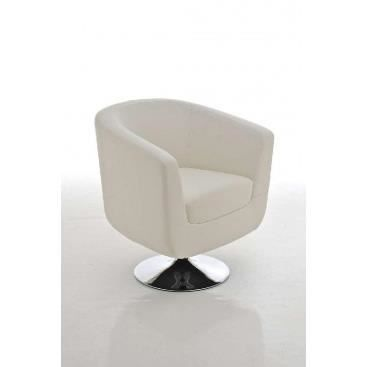 petit fauteuil design de salon dionisio achat vente fauteuil cdiscount. Black Bedroom Furniture Sets. Home Design Ideas