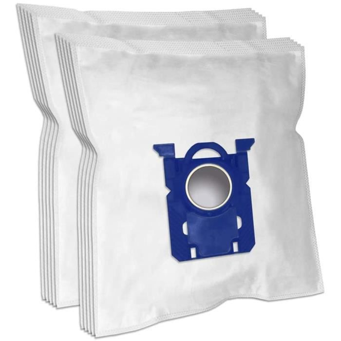 Lot de 10 sacs daspirateur pour Rowenta RO 3125 EA Power XXL