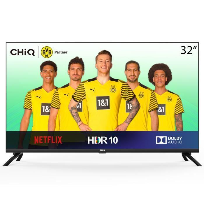 """Téléviseur LED SMART TV HD 32"""" (82 cm) L32H7N - Wifi, Netflix, Yo"""