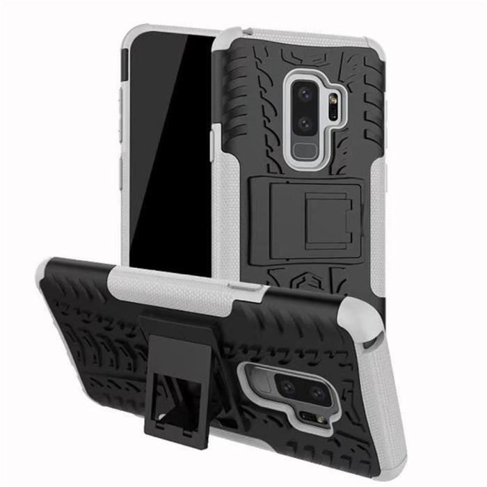 Galaxy S9 Coque, Galaxy S9 Plus Coque avec Suppor