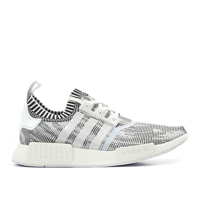 Basket ADIDAS NMD-R1 PK - Age - ADULTE, Couleur - GRIS, Genre - HOMME, Taille - 46 2-3