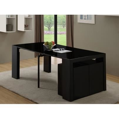 Console buffet extensible strat ge 3 rallonge achat vente console ex - Console extensible cdiscount ...