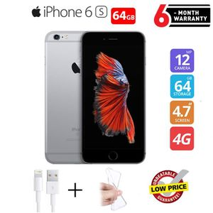 SMARTPHONE RECOND. Apple iPhone 6S 64GO Gris Sidéral Smartphone - Rec