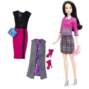 POUPÉE BARBIE - Fashionistas Tenue 36