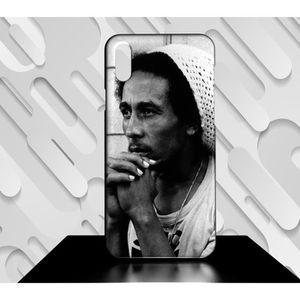 Coque Samsung Galaxy S8 Plus Bob Marley taille unique Bob Marley 2 N