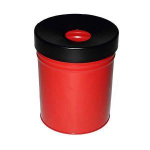POUBELLE - CORBEILLE Poubelle auto-extinguible, capacité 30 l rouge -